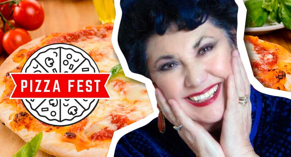 Marisa è il volto femminile di Pizza Fest 2007