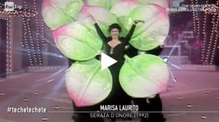 Marisa Laurito a Techetechettè, RAI 1