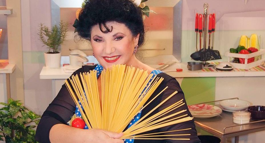 Con Marisa arriva la cucina del sorriso