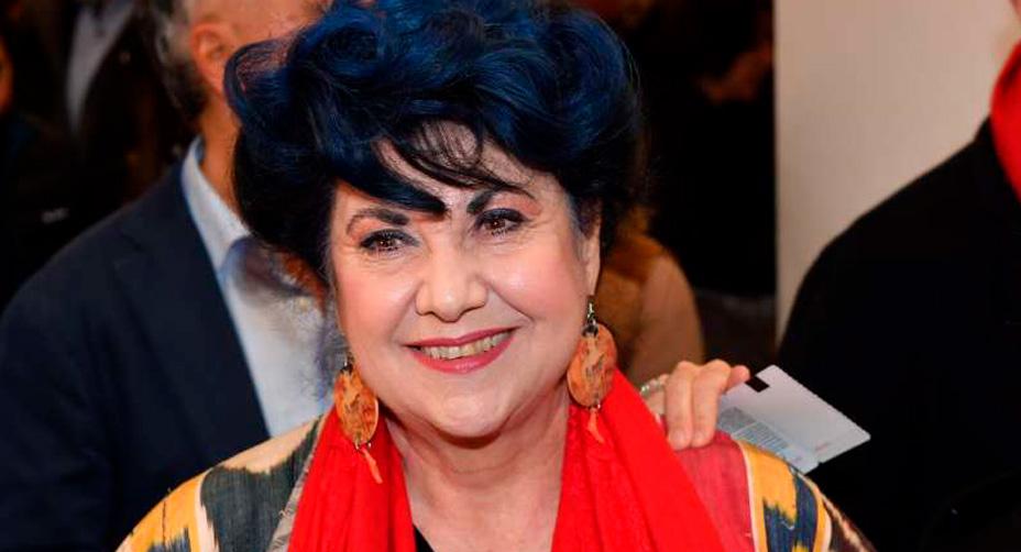 L'esuberante Marisa Laurito torna a Senigallia